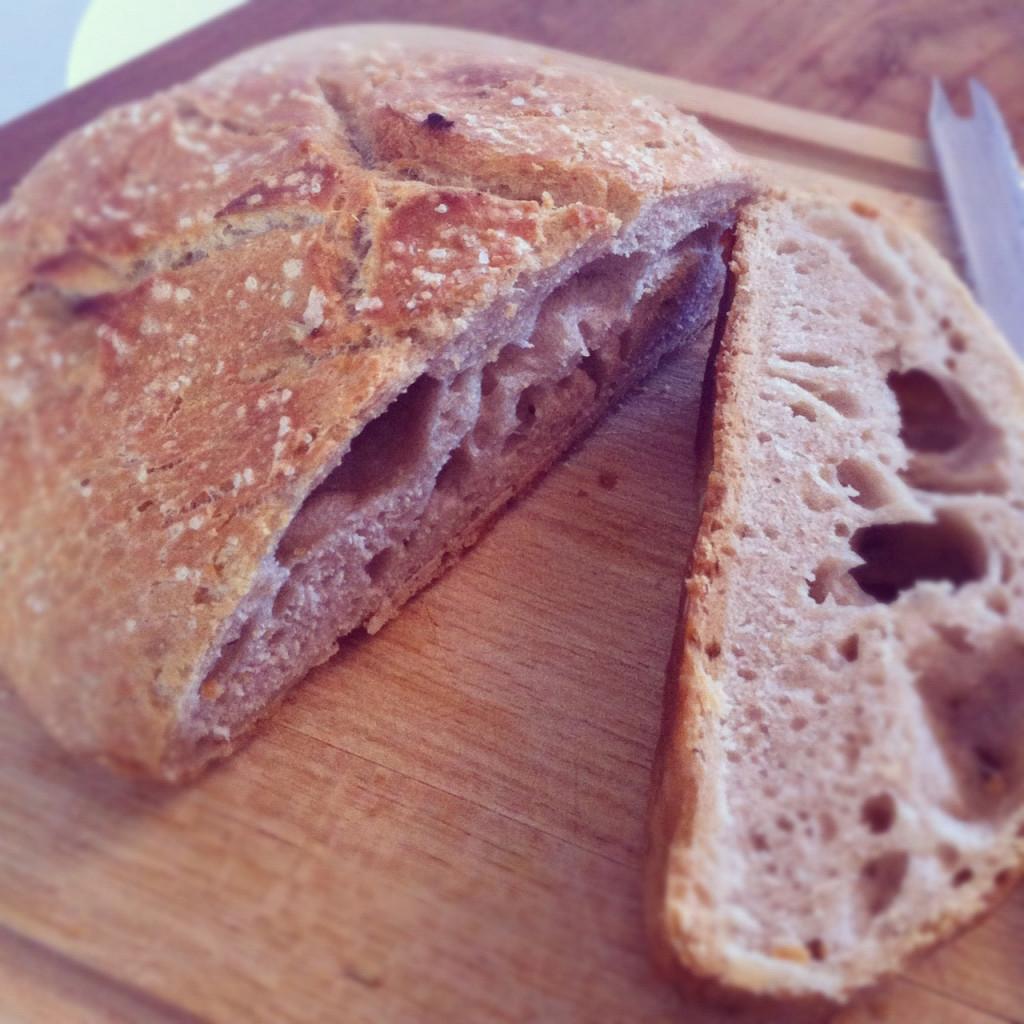 Het gelukte brood