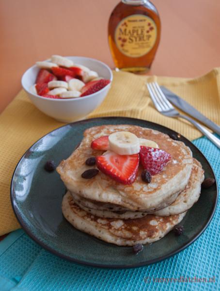 American pancakes p