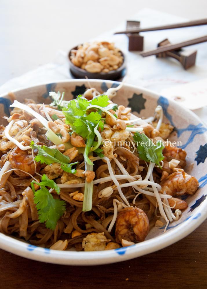 thaise recepten met garnalen