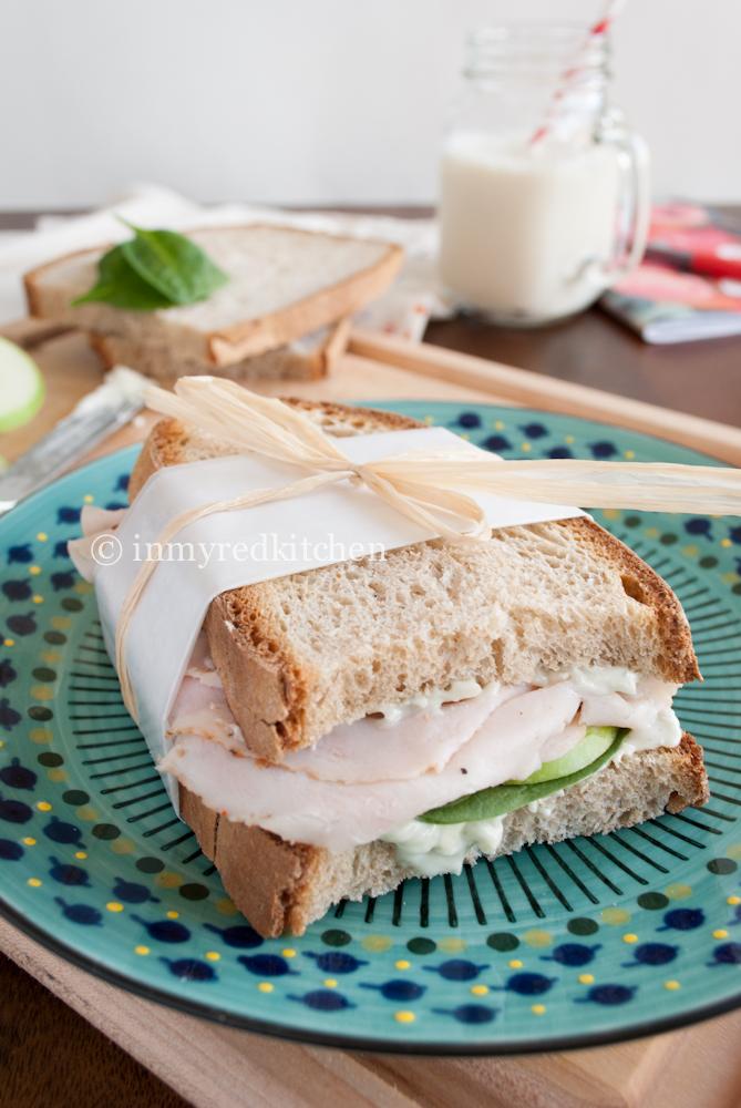 Kalkoensandwich p2