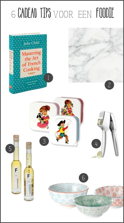Sinterklaas Cadeau Tips Voor Een Foodie In My Red Kitchen