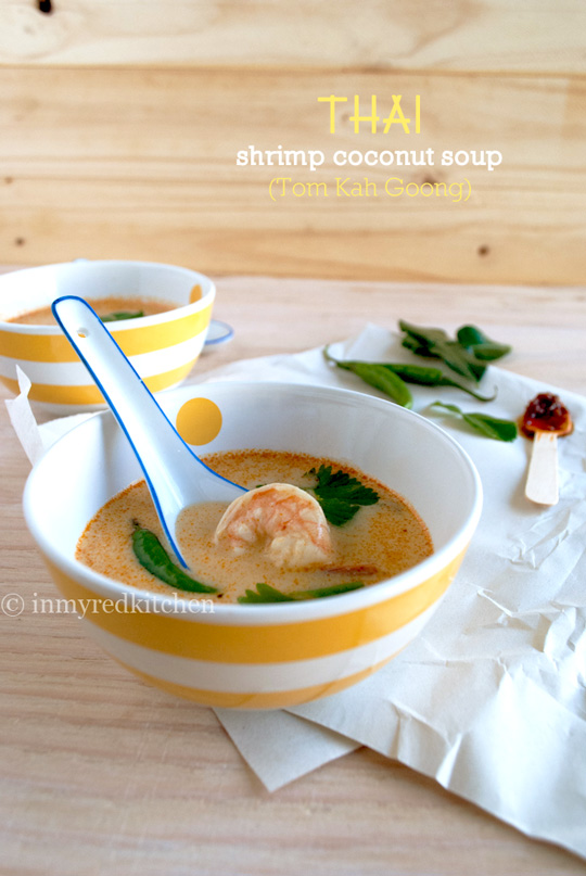 Coconut Shrimp Soup Recipe — Dishmaps