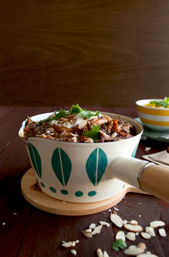 Slow cooker Kip Tikka Masala