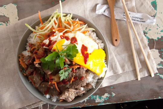 Food Truck Tuesday: Bulgogi Beef Bowl